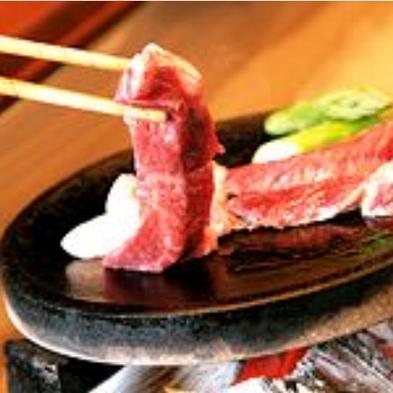 心にググっと<満腹・萬福> 炭火で上州自慢のお肉&旬菜を