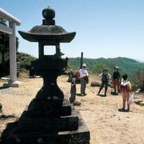 三国山(旧三国街道・権現さま)