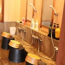 【二輪草】シャワー・スペース