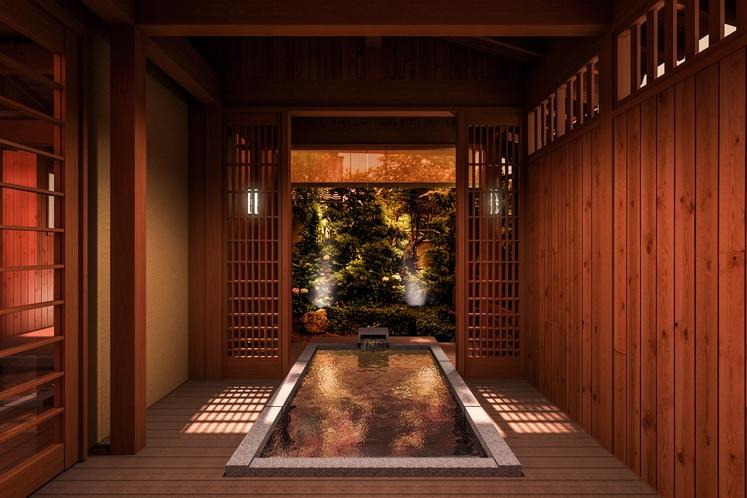 貸切風呂【月見草】