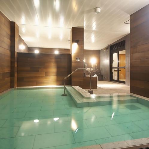 女性大浴場「瑠璃の湯」内湯