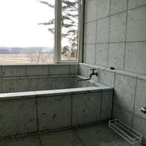 新客室 風呂(温泉)
