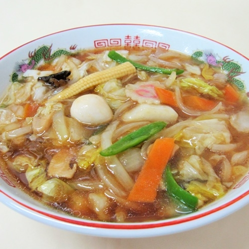 【レストラン東山】人気NO.1メニューの広東麺