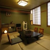 10畳和室 【10畳和室+広縁にシングルベッド】