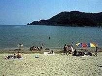 気比の浜海水浴場