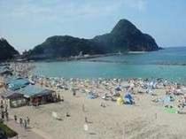 竹の浜海水浴場
