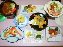 ゆざわ和食料理