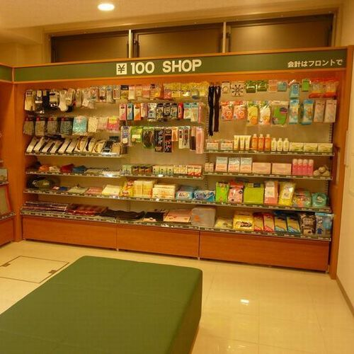 100円ショップ●