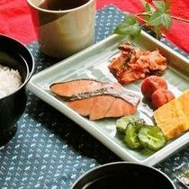 【バイキング志高】 朝食一例 和食