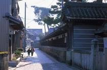 寺町(越前市まちなか)