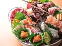 旬鮮魚会席<冬>