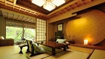 「桂の間」温泉露天風呂付和室十畳