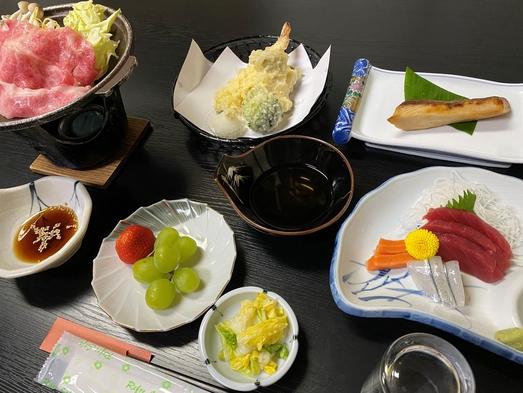 能登の新鮮な食材を使ったお料理です!! ゆっくり能登を満喫♪観光プラン