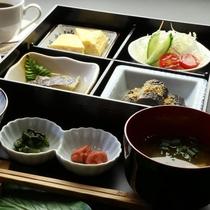 【朝食】一例(1)