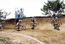 BMX全日本BMX連盟公認コース