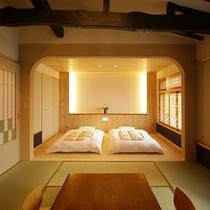 <山 -YAMA->客室イメージ1
