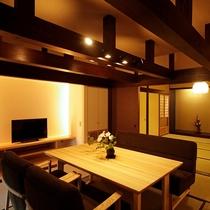 <月庭 -TSUKITEI->リビングイメージ1