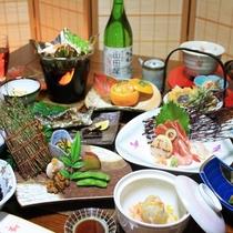 奥久慈料理イメージ