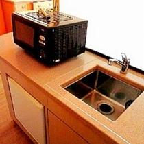 キッチンカウンタースペース
