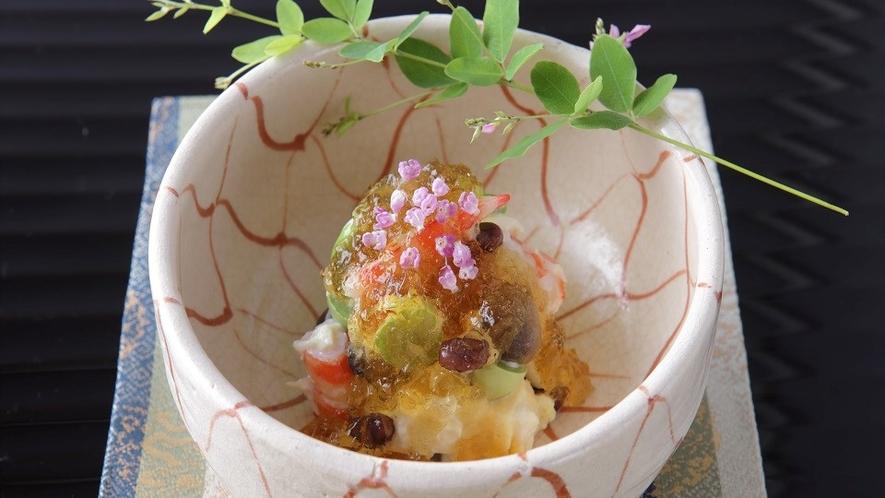 13階日本料理レストラン「隨縁亭」食事イメージ