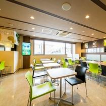 ロハスラウンジ★朝食コーナー