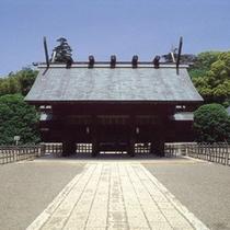 ◇宮崎神宮(お車で約10分)