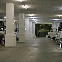 駐車場は先着順となっております