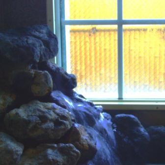 大浴場「北投石の湯」