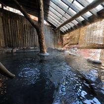 千年の湯 露天風呂