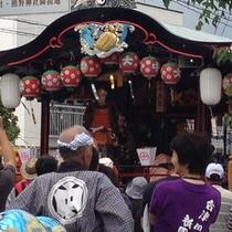 田島祇園祭