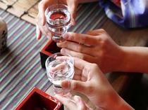 普段お酒を飲まれない方も。ぜひスタッフにおすすめを聞いてみてください♪お好みのお酒と出会えるかも?