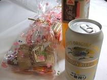 缶ビール&おつまみセット
