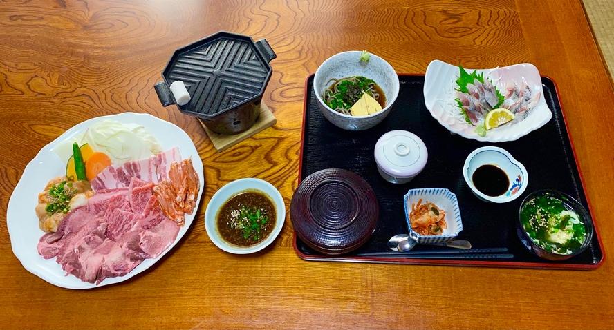 1F お食事処【大庄屋】ビジネスプランお料理一例