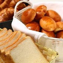 洋食派にはパンもご用意しています!