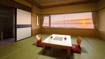 日本海12.5畳和室