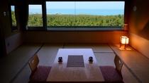 眺望「日本海」