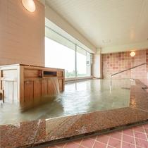 展望大浴場「鳥海の湯」