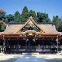 国宝大崎八幡宮