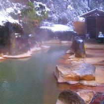 【露天風呂】大浴場と露天風呂は24時間利用可能!