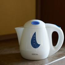 客室備品/湯沸しポット