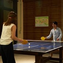 卓球/いつでも手軽にできる卓球は大人気!