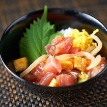 朝食一例/見た目にも味付けにもこだわった一品。味わってお召し上がり下さい。