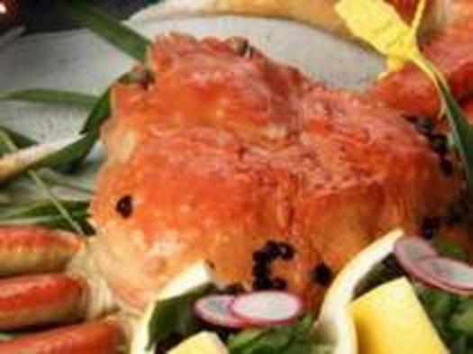 越前蟹は是非フルコースで♪甘い蟹刺し・喰らう茹で蟹・香ばしい焼き蟹・旨み凝縮蟹すきを添えて