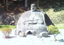 諏訪大社・下社春宮:万治の石仏