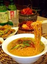 ハンリュウモムチャン麺