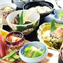 【夕食】料理一例