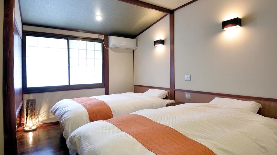本館【和洋室】赤倉/和室8畳+ツイン