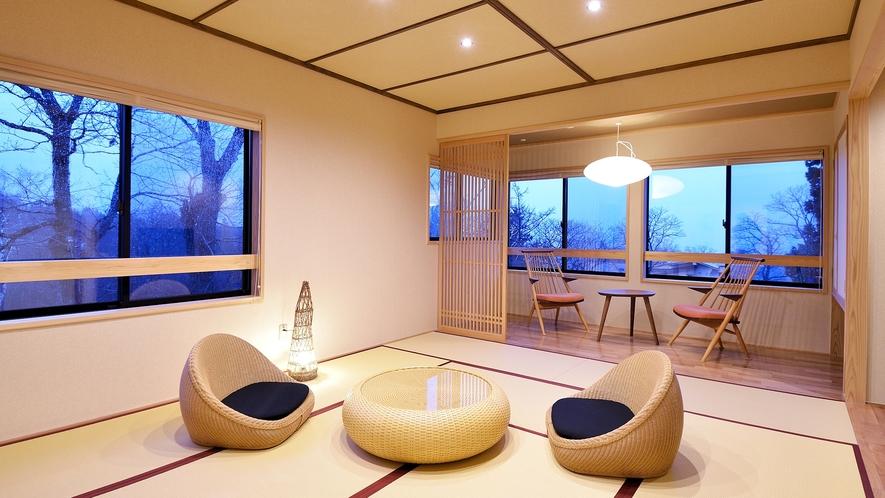 別館【和室10畳】山茶花