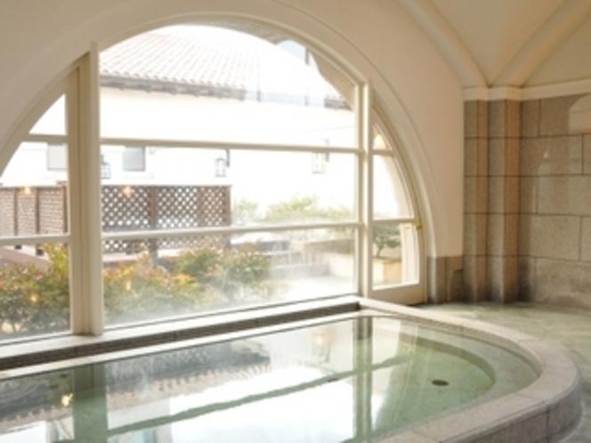 女性大浴場(内風呂)