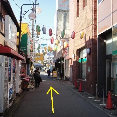 (3)地元に愛されている鳥居通り商店街